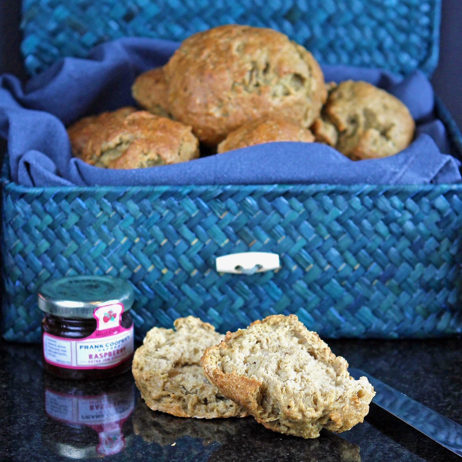 Gluten Free Alchemist: Brown Bread Rolls or Loaves using Doves Farm ...