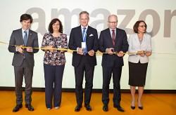 Amazon位於捷克布拉格的物流中心正式啟用