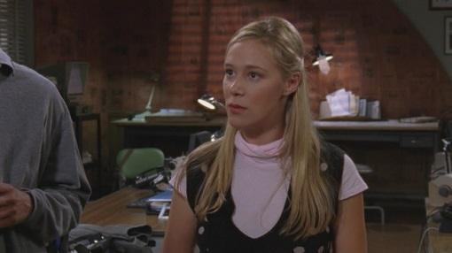 Liza Weil como Paris Geller en Gilmore Girls