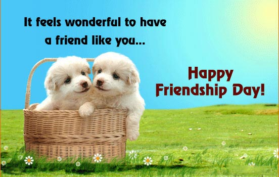 Happy friend ship day awesome quotes