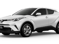 Gunakan Platform Terbaru, Begini Spesifikasi Toyota CHR dengan Desain dan Teknologi Modern