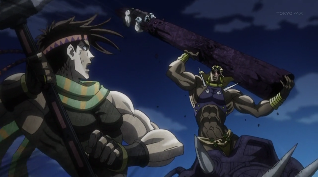 Cross-Up: JoJo's Bizarre Adventure: All Star Blogging (Part 3)
