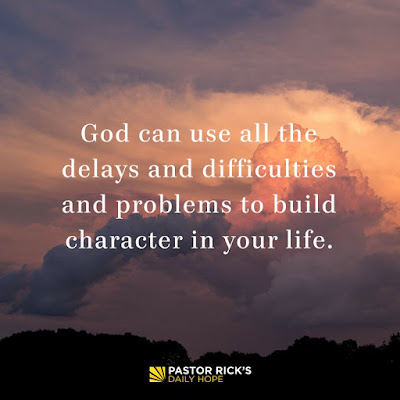 Three Mistakes to Avoid When Seeking God's Will by Rick Warren