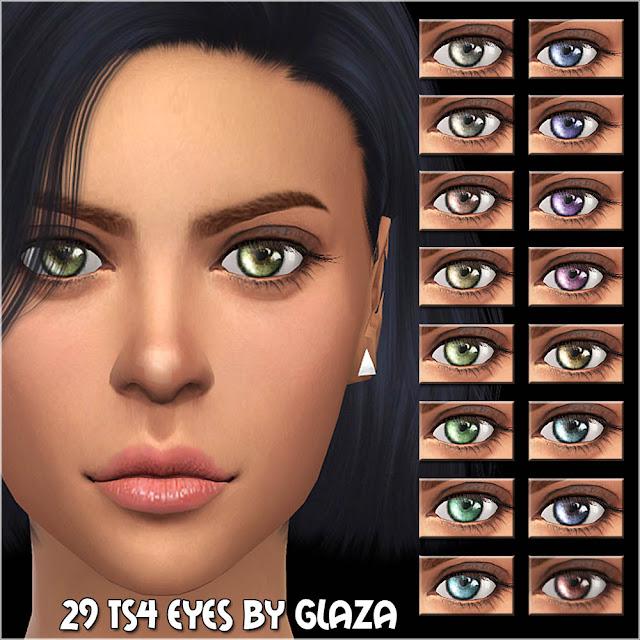 29 ts4 eyes by glaza