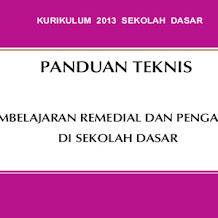 Panduan Teknis Program Pembelajaran Remedial SD MI Kurikulum 2013