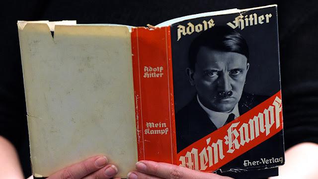 """El """"Mein Kamp""""' de Hitler rompe récord de ventas en Alemania"""