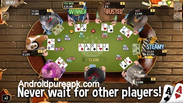 Governor of Poker 2 Premium Apk Mod v2.2.3 Latest Version For Android
