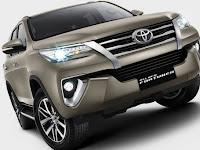Inilah Fitur Toyota All New Fortuner 2016
