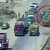 Conductor de un tanque egipcio evita un atentado terrorista