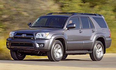 Index Car Modification: Toyota 4Runner Parts - Toyota Replacement