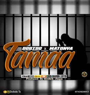 Download Audio   Dobido ft Matonya - Tamaa