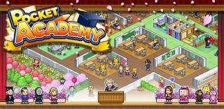 pocket academy - 9 Game Simulasi Kehidupan Terbaik dan Terseru Hp Android 2017