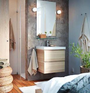 IKEA Menghadirkan Furniture Kamar Mandi Berkualitas