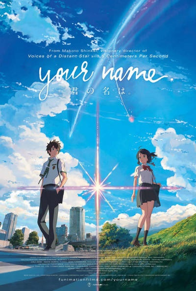 Film Your Name 2017 Bioskop