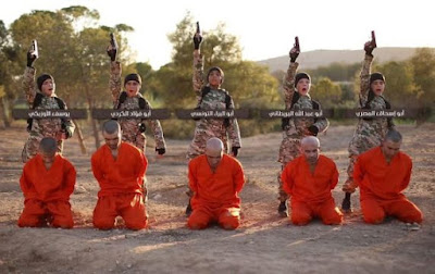 , BRITISH Kids Reportedly among the ISIS Children Executing Prisoners, Latest Nigeria News, Daily Devotionals & Celebrity Gossips - Chidispalace