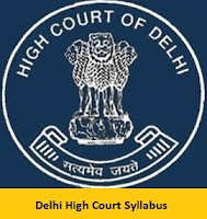 Delhi High Court Syllabus