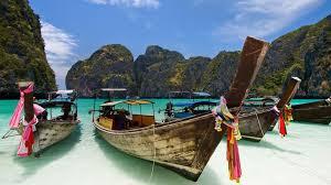 Aventure travel in Thailand