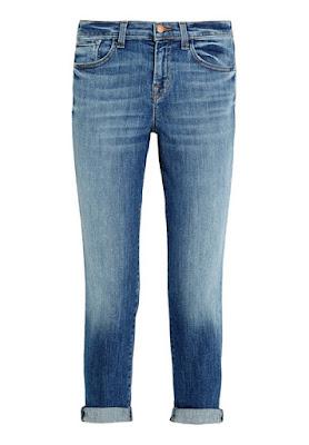 Более прилегающие джинсы бойфренды