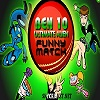 Online Ben 10 Ultimate alien cricket games