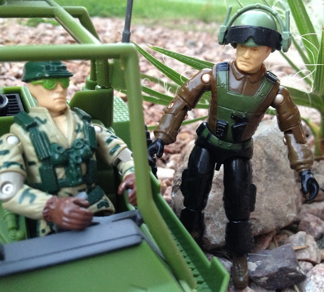1984 Thunder, Bomb Disposal, Steel Brigade, Mail Away, Awe Striker, Recoil, 1989, 1987
