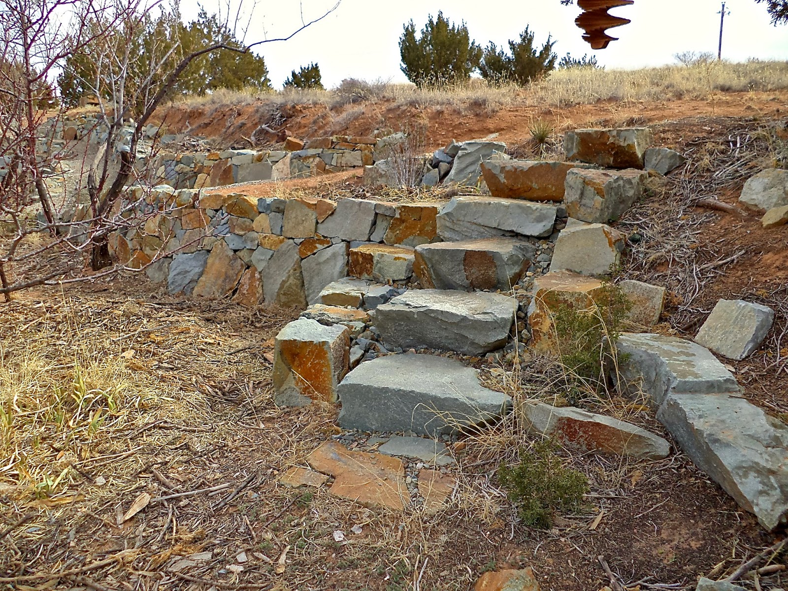 Alt. Build Blog: Tips On Building Dry Stack Stone Walls #7 ...