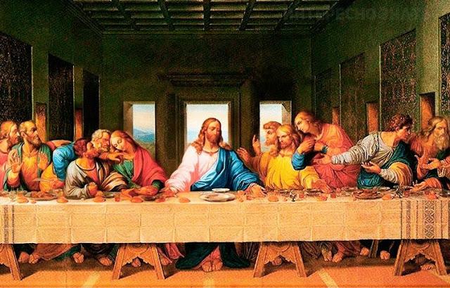 Секреты фрески Леонардо да Винчи «Тайная вечеря»