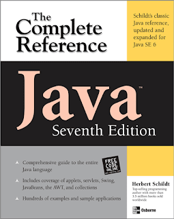 Java The Complete Reference, Seventh Edition by Herbert Schildt