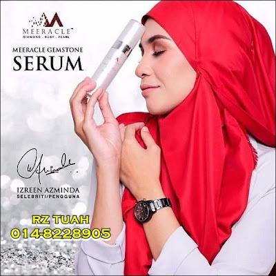 meeracle gemstone cleanser & serum