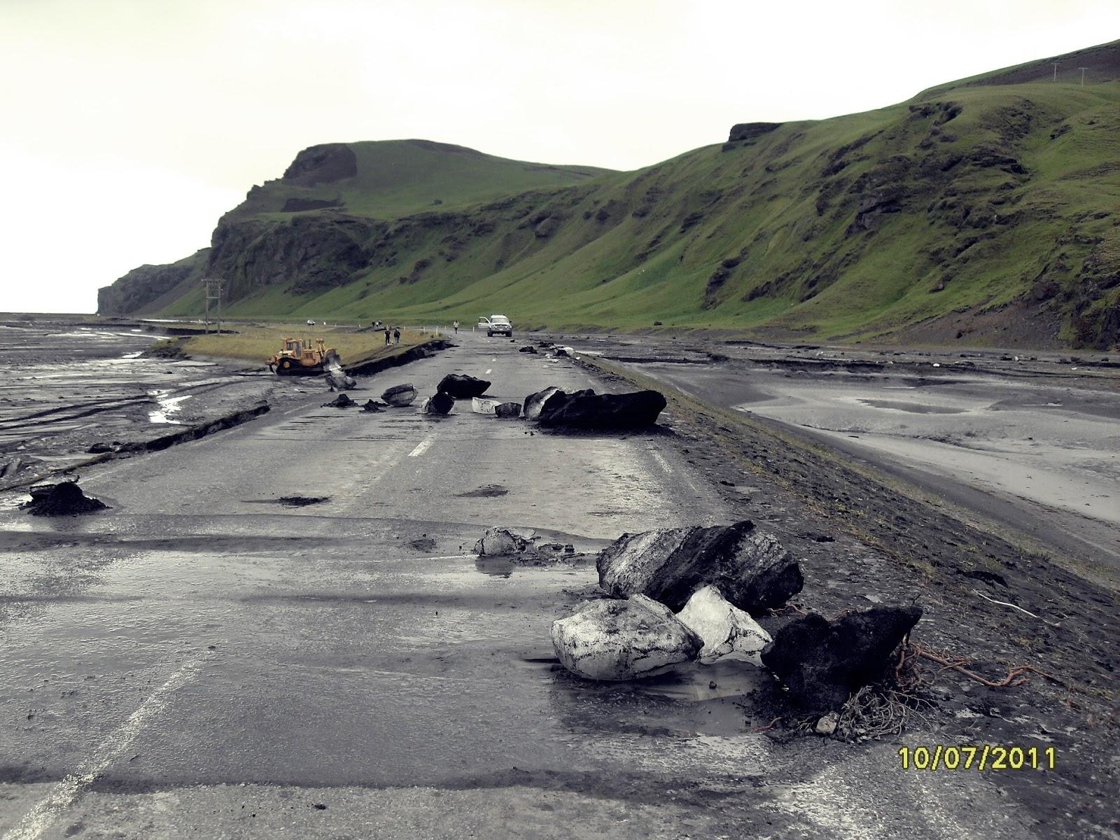 islandzka szosa, droga nr 1, ring road, Islandia