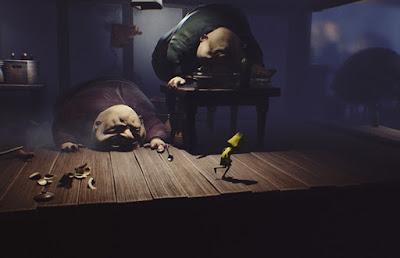 Little Nightmares Screenshot 1