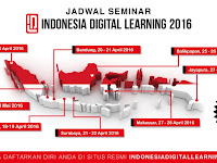 Indonesia Digital Learning: My Teacher My Hero 2016
