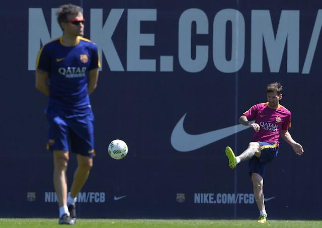 Nike rompe el mercado con el Barcelona: 105 millones al año