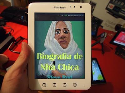 livro nha chica