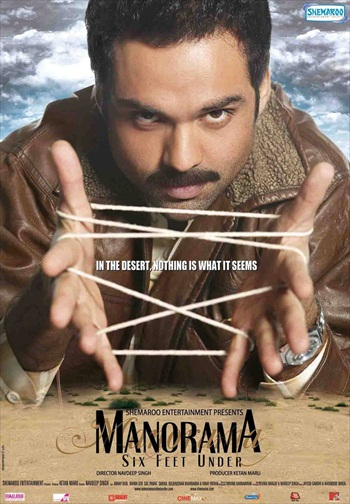 Manorama Six Feet Under 2007 Hindi Movie Download