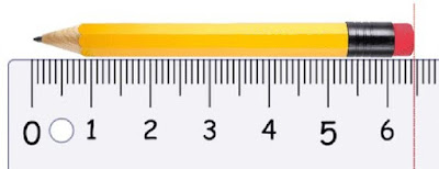 How to read a ruler in centimeters and mm