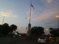 Ariel SZ en Paso de los Libres viajando a Florianopolis