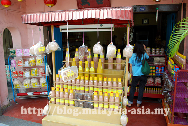 Melaka Food Souvenirs to Buy