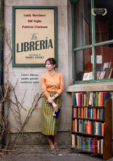 """filme """"A Livraria"""", baseado no livro de Penélope Fitzgerald"""