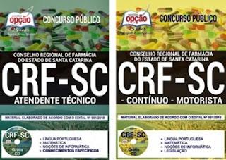 Apostila CRF-SC 2018