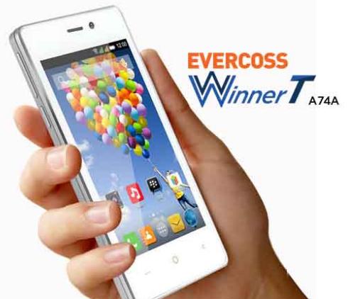Cara Mengatasi Bootloop Evercoss Winner T Kitkat Carntea