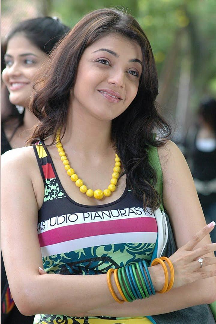 Cute Tollywood Actress Kajal Agarwal Latest Stills Gallery