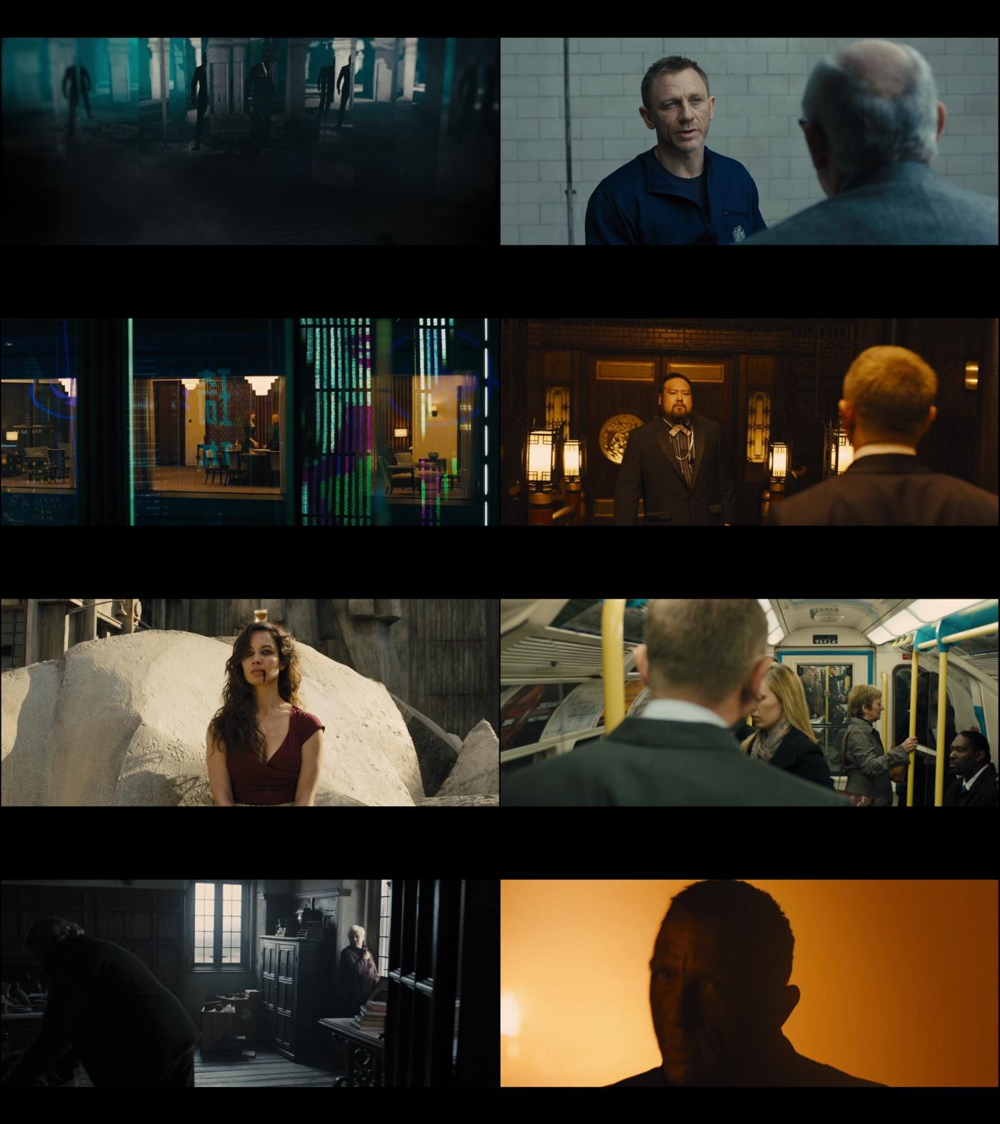 007 Operacion SkyFall 1080p Latino