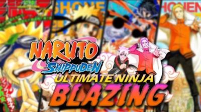 NARUTO SHIPPUDEN: Ultimate Ninja Blazing ﴾Japan﴿ MOD APK