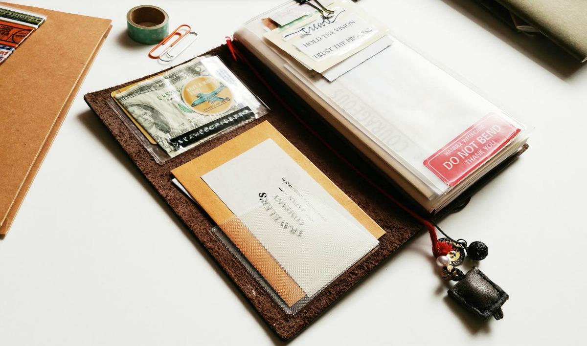 Pocket Traveler S Notebook Measurements