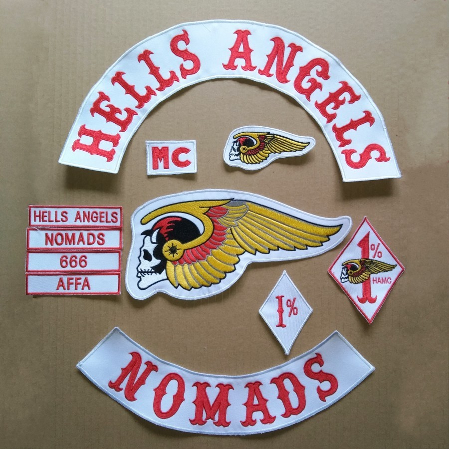 Biker Vest Patches >> Gangsterism Out Blog: Gate Keepers clubhouse raided hours after Hells Angels party - Update