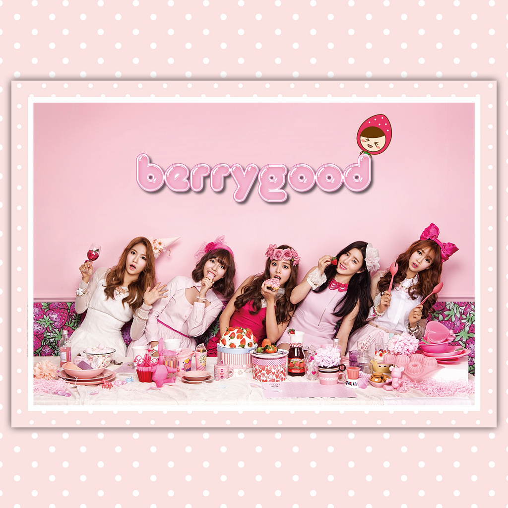 [Single] Berry Good – Because Of You