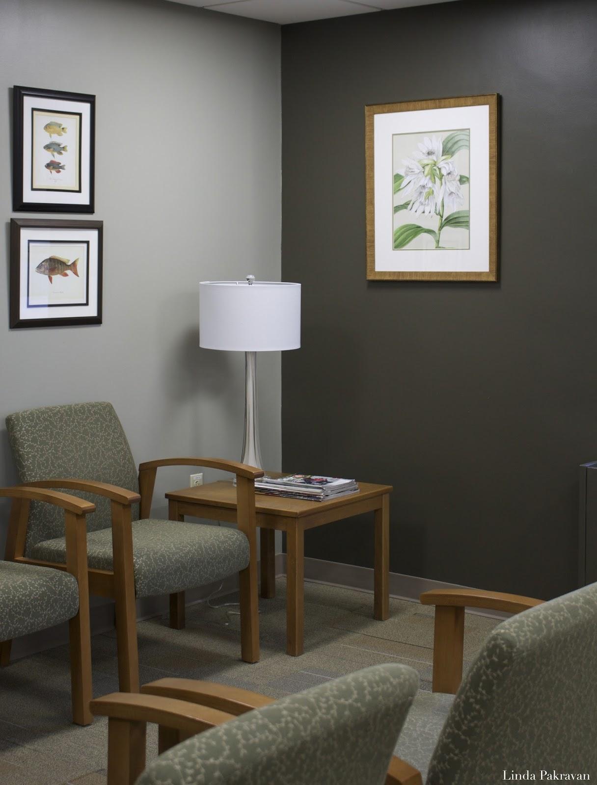 Waiting Room Design Ideas: A Design Snack By Linda Pakravan: A Quick Fix Waiting Room