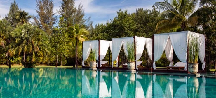 4. The Sarojin, Khao Lak, Thailand - Top 10 Marvelous Pools in the World
