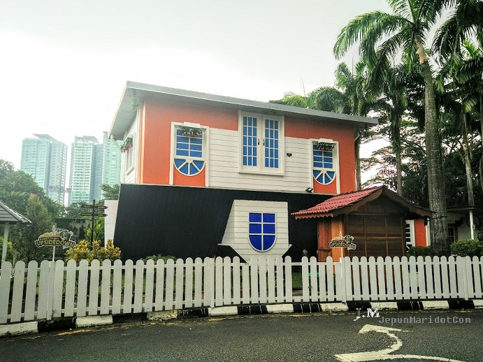 Upside Down House Kuala Lumpur