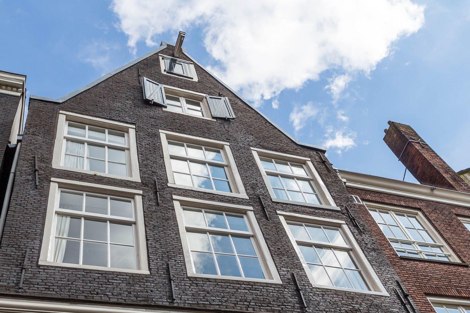 Amsterdam photos maisons